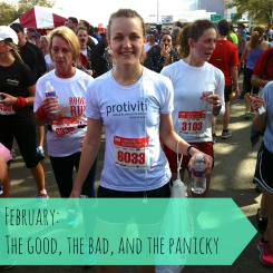 February the good the bad and the panicky