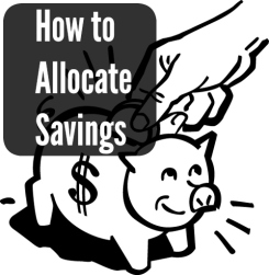 How to Allocate Savings Thumbnail